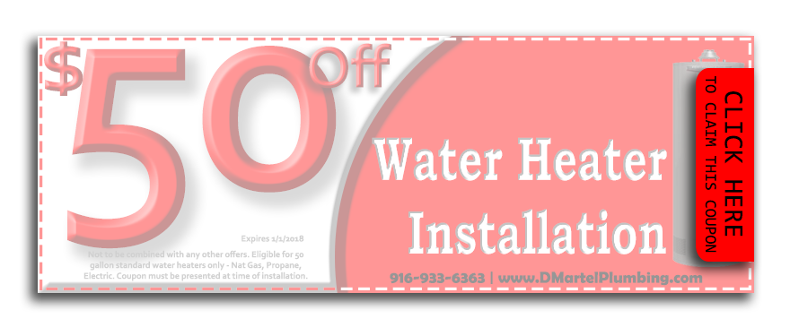 Discount Water Heater InstallationCLICKHERE