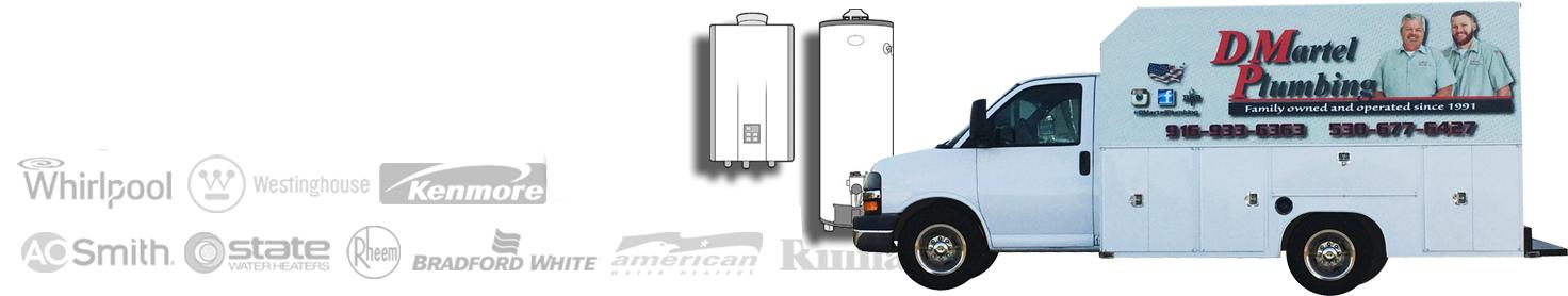 rancho cordova water heater repair
