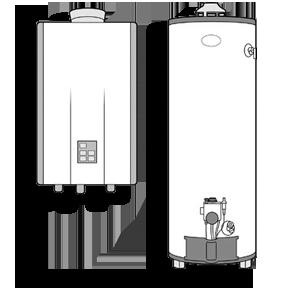 water heater brands psd