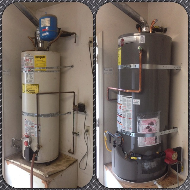 Water Heater Installation - Water Heater Repair - Water Heater Replacement
