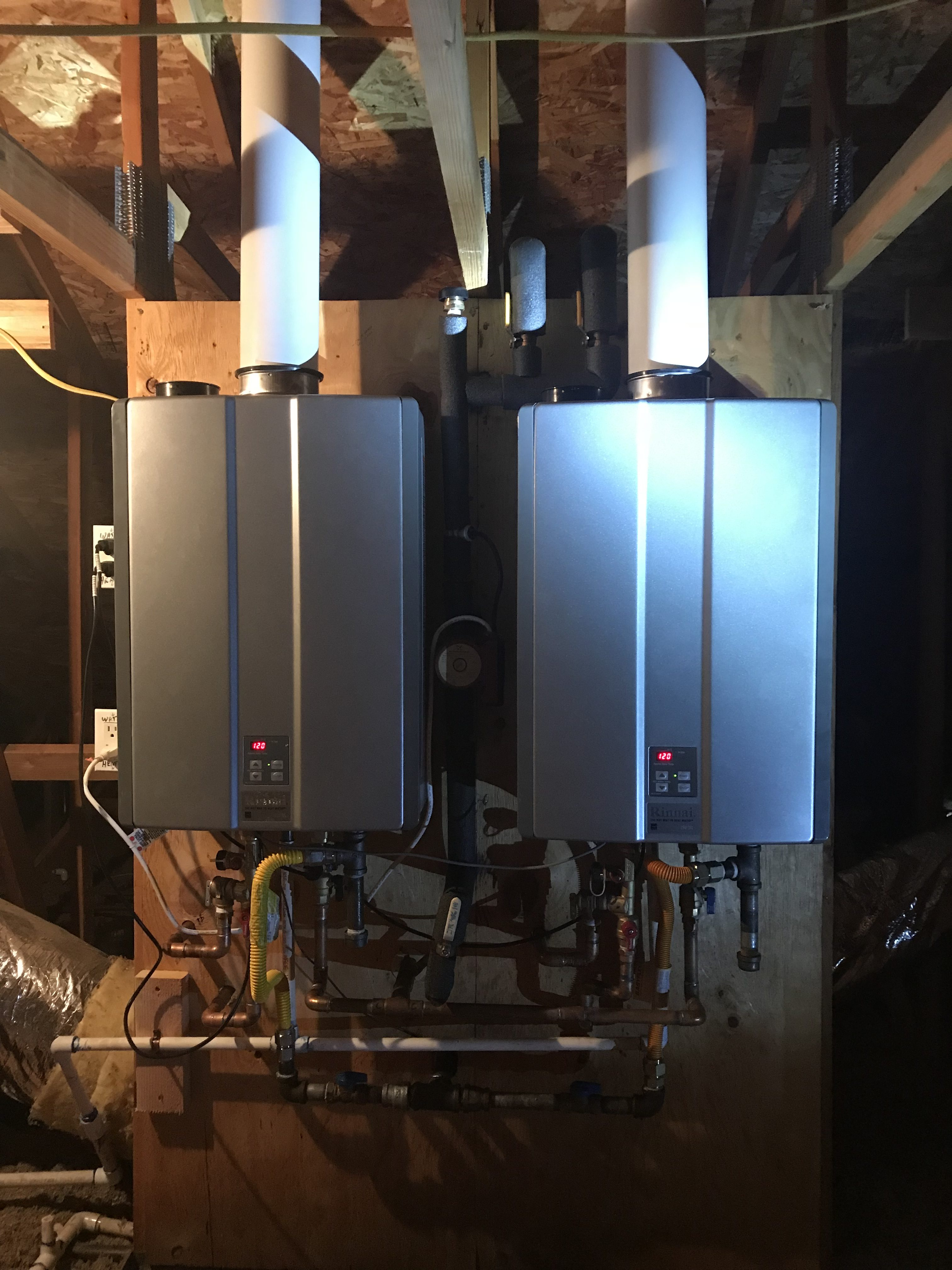 d martel plumbing tankless water heater installation (2)