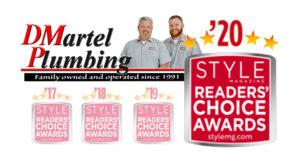 award winning plumbing service